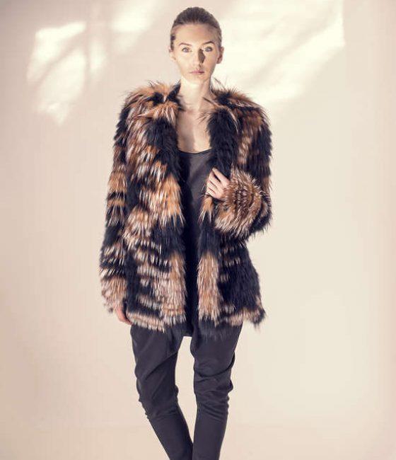 Fox Long Coat