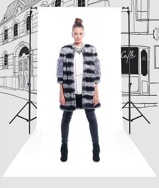 Silver Fox & Orylag Fur (France)