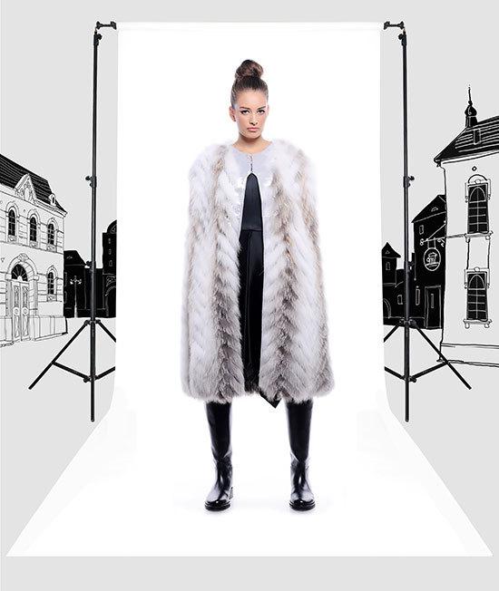Fox Ice Fur