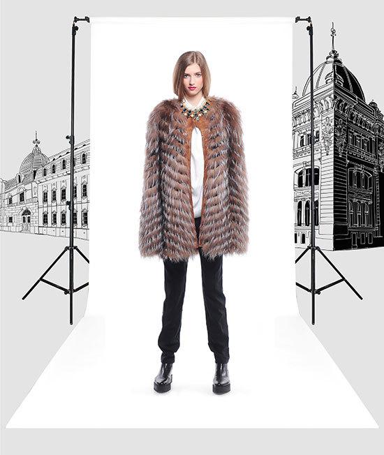 Fox Crystal Fur